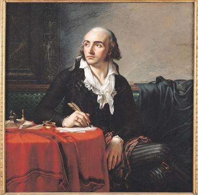 Portrait of Giuseppe Fravega