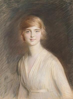 Portrait of Jacqueline