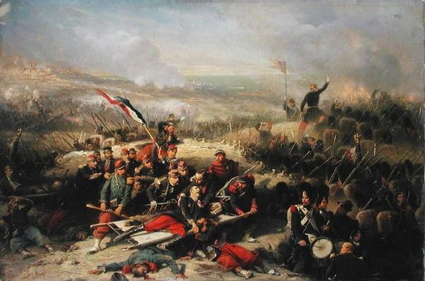 The Taking of Malakoff, 8th September 1855