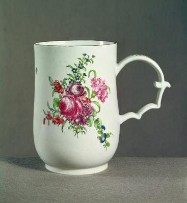 Worcester mug, Grainger and Company, c.1840