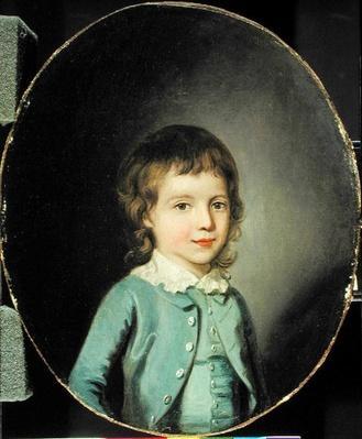 John Palmer Whalley, c.1775