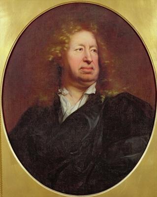 Portrait of Everhard Jabach, 1688