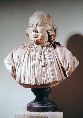 Portrait Bust of Canon Alexandre-Gui Pingre