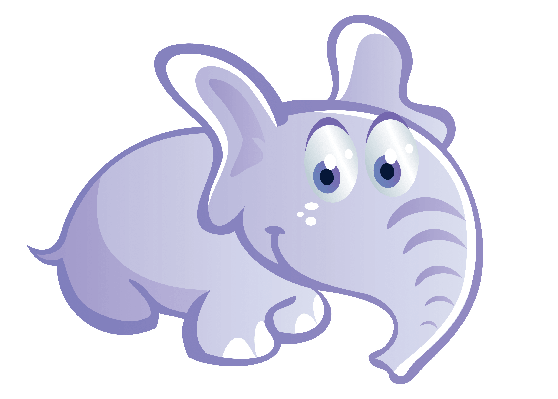 Baby Elephant | Clipart