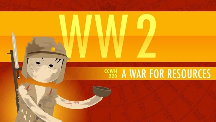 World War II, A War for Resources | Crash Course World History