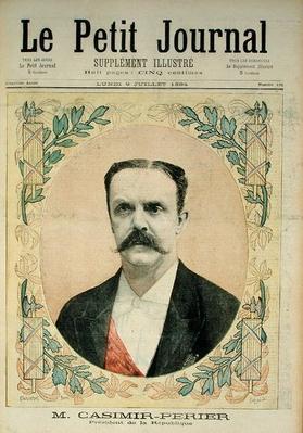 Monsieur Jean Casimir-Perier