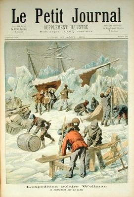 The Polar Expedition of Walter Wellmann