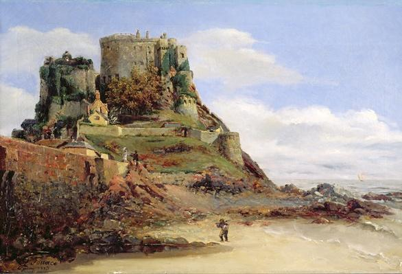 View of Jersey, 1883