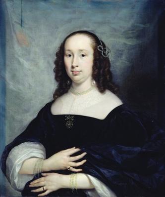 Portrait of a Dutch Woman