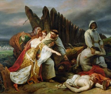 Edith Finding the Body of Harold, 1828