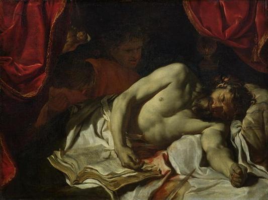 The Death of Cato of Utica