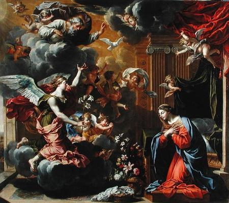 The Annunciation, 1651-52