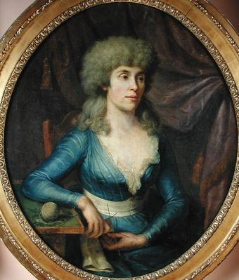 Portrait of Madame Lepage, 1797