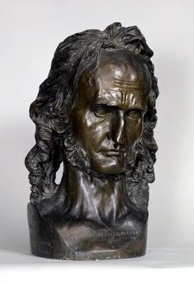 Bust of Nicolo Paganini