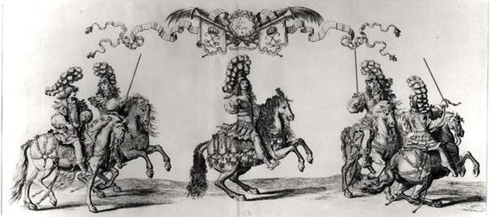 Carrousel for Louis XIV