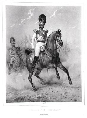 Portrait of Nicholas I Pavlovich