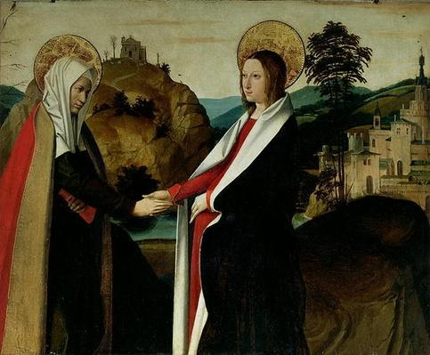 The Visitation, c.1500