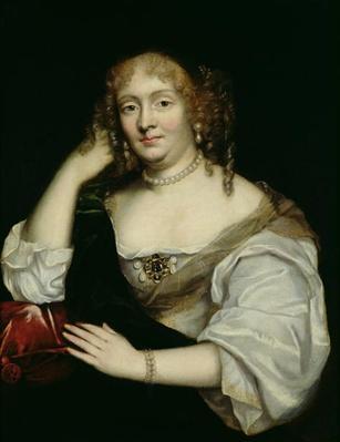 Portrait of Marie de Rabutin-Chantal