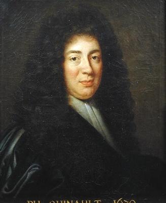 Portrait of Philippe Quinault
