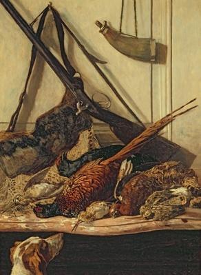 Hunting Trophies, 1862