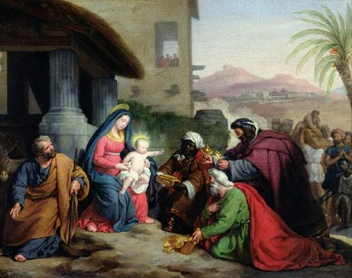 The Adoration of the Magi, c.1833-36
