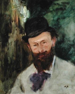 Portrait of Edouard Manet
