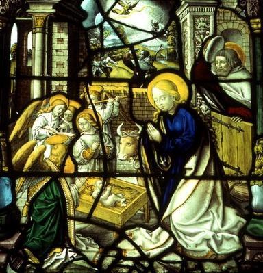 The Nativity, c.1526