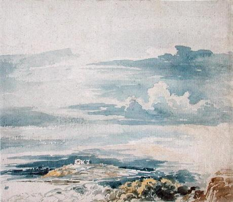 Landscape with a Castle on a Hill