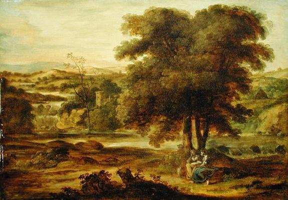 Classical Landscape, c.1767-71