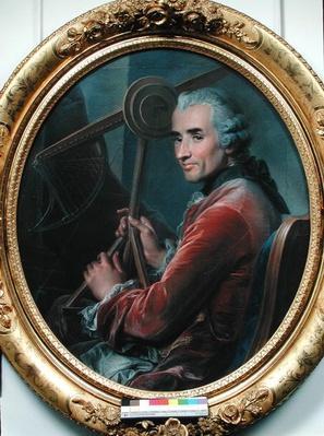 Portrait of Antoine-Joseph Loriot