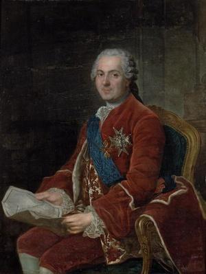 Portrait of the Dauphin Louis de France