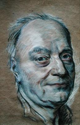 Portrait of Prosper Jolyot de Crebillon