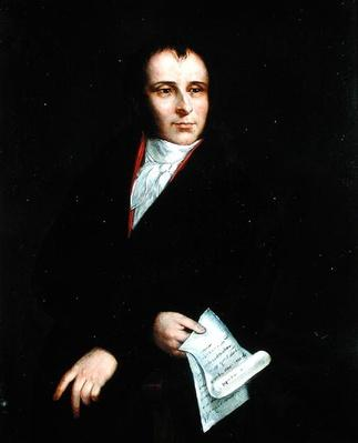 Portrait of Marie Francois Xavier Bichat