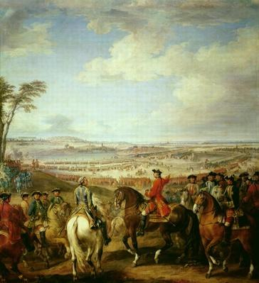 The Battle of Lawfeld, 2nd July 1747