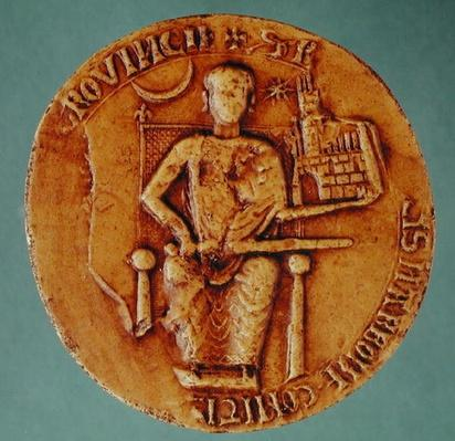Seal of Raymond VI
