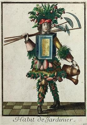 The Gardener's Costume