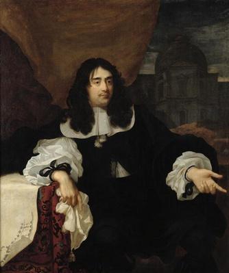 Portrait of Antoine de Ratabon, 1660