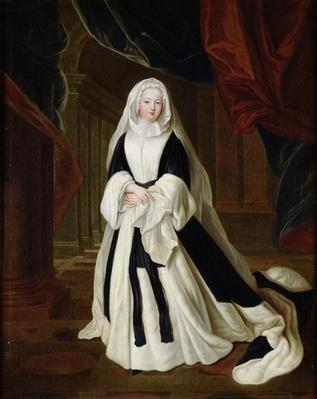 Portrait of Louis-Francoise de Bourbon