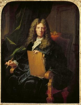 Portrait of Pierre Mignard