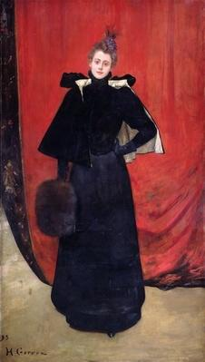 Portrait of Madame Gervex, 1893