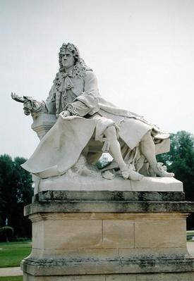 Statue of Andre Le Notre