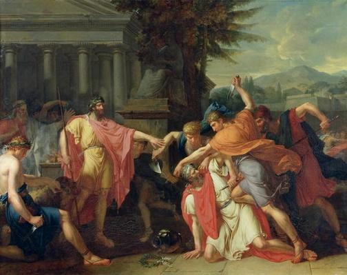 The Death of Tatius