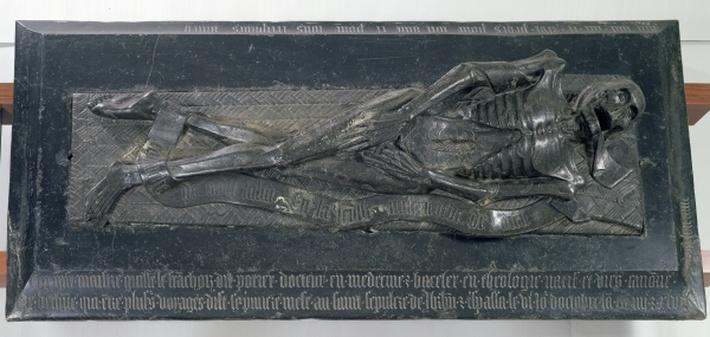 Effigy of Guillaume Lefranchois