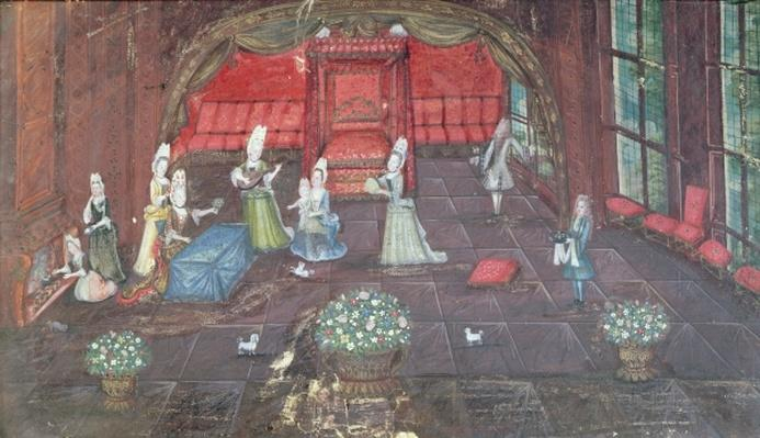 Apartment of a Noblewoman