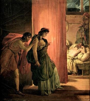 Clytemnestra, c.1817