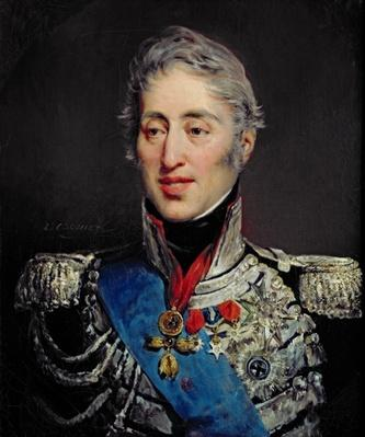 Portrait of Charles X