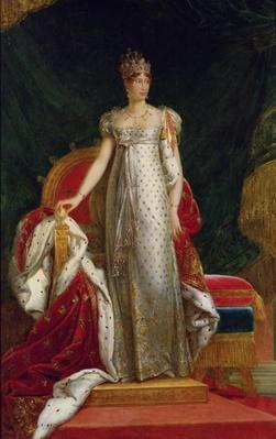 Portrait of Empress Marie Louise