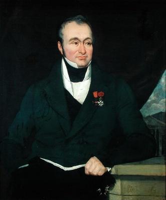 Portrait of Guillaume Dupuytren