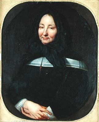 Portrait of Madame Marie Bonneau de Miramion