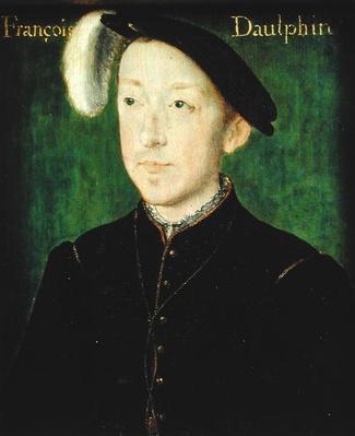 Portrait of Charles de France